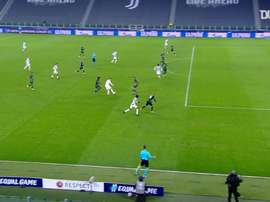 Cristiano Ronaldo e Morata marcaram para os donos da casa contra o Ferencváros. DUGOUT