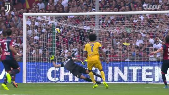 I migliori cinque goal della Juventus al Marassi. Dugout