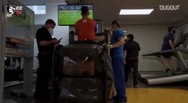 Jorge Valdivia regresó a Colo-Colo. DUGOUT