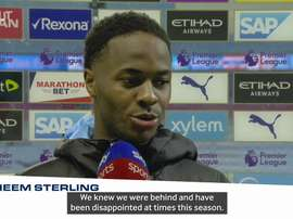 Raheem Sterling: 'We made a point against Liverpool'. DUGOUT