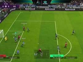 Em torneio de Pro Evolution Soccer 2020 a Inter Qlash enfrentou o Galatasaray Esports. DUGOUT