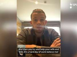 VIDEO: Toby Alderweireld on staying in shape during isolation. DUGOUT