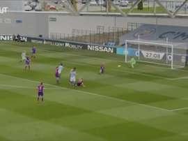 TOP 5 buts Man City Women contre Liverpool. DUGOUT