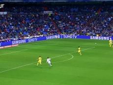 Les buts de Modric contre Villarreal. DUGOUT
