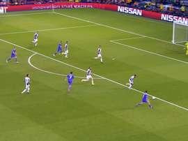 Cristiano Ronaldo hizo un doblete. DUGOUT