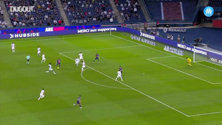 La grande prestazione di Mandanda contro il PSG. Dugout