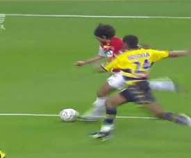 La victoire de Monaco face à Sochaux en finale de Coupe de la Ligue. DUGOUT
