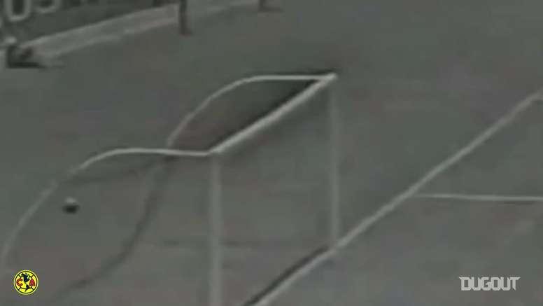 54 anos do primeiro gol no Estádio Azteca. DUGOUT