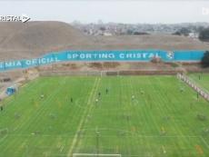 Mosquera destacó la ilusión en el regreso de Sporting Cristal. DUGOUT