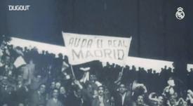 Así fueron los primeros cinco títulos europeos del Real Madrid. DUGOUT