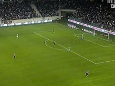 Résumé Nice 0-1 Saint-Etienne 2013. DUGOUT