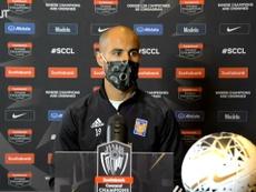 Guido Pizarro resalta el espíritu luchador de Tigres antes de la final de la CONCACAF. Dugout