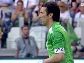 VIDEO: Buffon makes stunning saves to deny Cagliari. DUGOUT