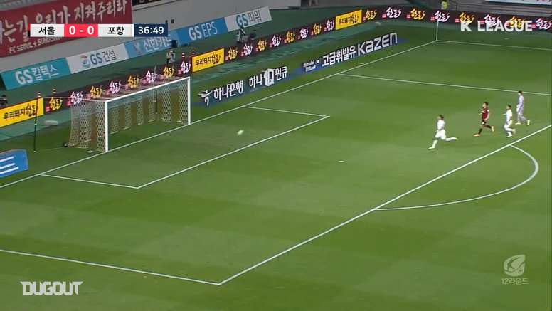 FC Seoul's Best K League Goals of 2020. DUGOUT