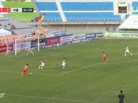 La Liga Coreana volvió el fin de semana. DUGOUT