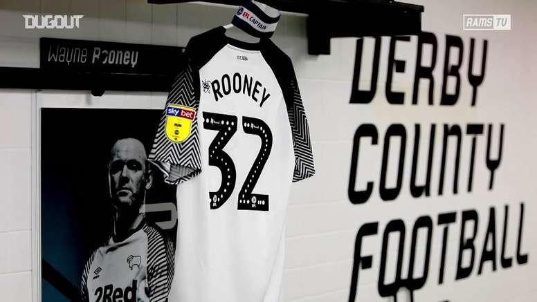 I migliori momenti Rooney con il Derby County. Dugout