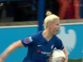 VIDEO: Chelsea's unbeaten 2019-20 WSL campaign. DUGOUT