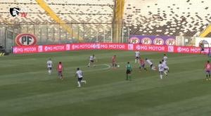 Colo-Colo's 5-3 defeat against Unión Española. DUGOUT