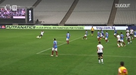 Corinthians recebeu o Bahia e venceu com gols de Roni, Otero e Gil. DUGOUT
