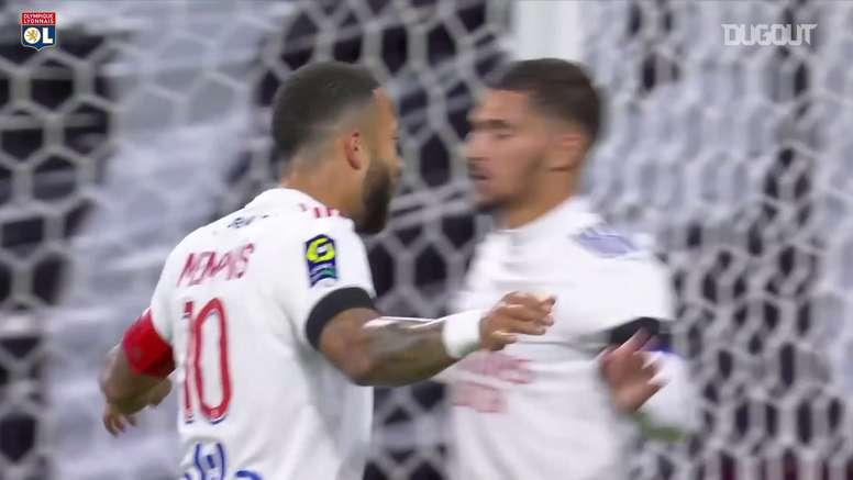 Lyon aplica goleada sobre o Monaco na Ligue 1. DUGOUT