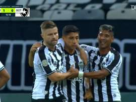 Highlights: Atlético-MG 2-1 Botafogo. DUGOUT