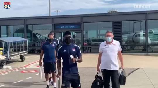 Lyon vai encarar o Manchester City em Lisboa, no próximo sábado, pelas quartas da Champions. DUGOUT