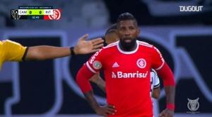 Atletico Mineirao drew 2-2 with Internacional. DUGOUT