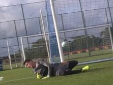 Sport treina com foco no duelo contra o Atlético-GO. DUGOUT