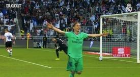 Seis jugadores de la actual plantilla 'merengue' tienen experiencia en marcar en la Supercopa.Dugout