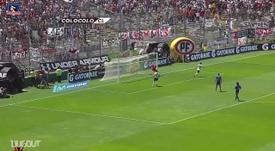 VÍDEO: así se ganó Esteban Paredes a Colo-Colo. DUGOUT
