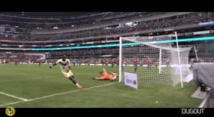 Dos Santos scored for América. DUGOUT