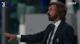 Il meglio di Pirlo con la Juventus. Dugout