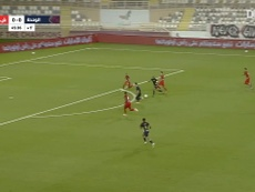 It was 1-1 in the UAE League clash thanks to a 73rd minute leveller. DUGOUT