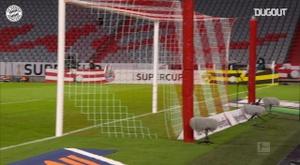 Kimmich's unique goal seals Super Cup win over Dortmund. DUGOUT