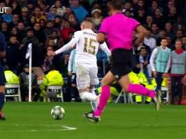 Parceria entre Casemiro e Valverde no Real Madrid em 2019/20. DUGOUT