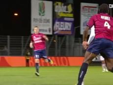VIDÉO: Le but splendide d'Ibrahima Touré contre Clermont. Dugout
