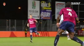 VIDÉO : Le but splendide d'Ibrahima Touré contre Clermont. Dugout