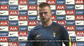 El Tottenham superó al Chelsea en los penaltis. DUGOUT