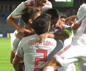 Ferran Torres scored both goals as Spain beat Portugal 2-0 in the Euro U19 final. DUGOUT