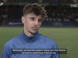 VIDEO: Mason Mount: 'Every game massive for top four spot'. DUGOUT
