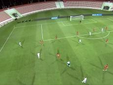 Shabab Al-Ali versus Al Ain ended in a draw. DUGOUT