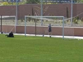 VÍDEO: el Leganés entrenó en pequeños grupos. DUGOUT