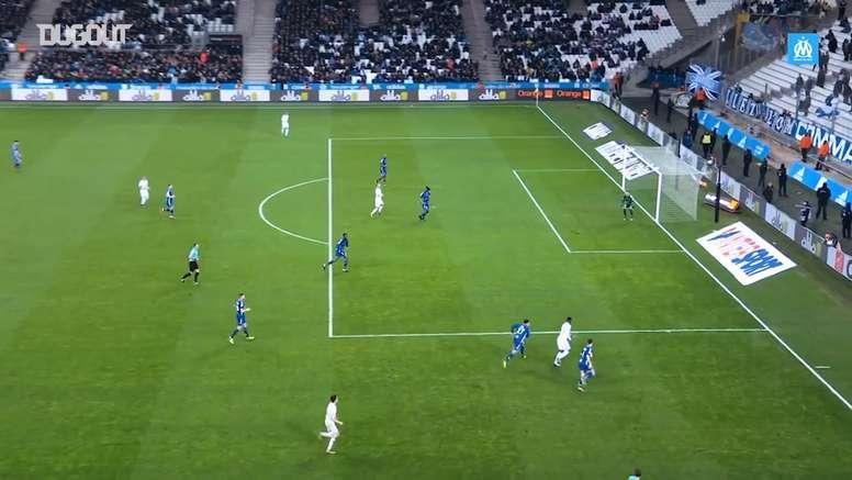 Le meilleur de Zambo Anguissa à l'Olympique de Marseille. dugout