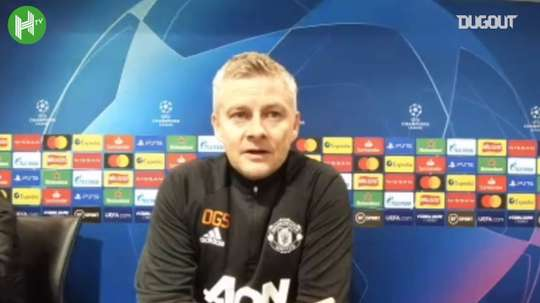 Solskjær: Bruno can do more than just take penalties. DUGOUT