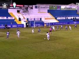La vittoria dell'Alcoyano sul Real. Dugout