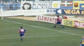 Hristo Stoichkov's brace leads Barcelona to Cadiz win. DUGOUT