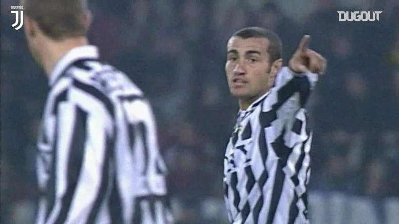 Montero's best skills for Juventus. DUGOUT