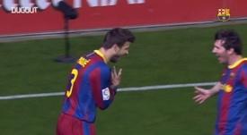 Cinco golaços do Barça contra o Villarreal. DUGOUT