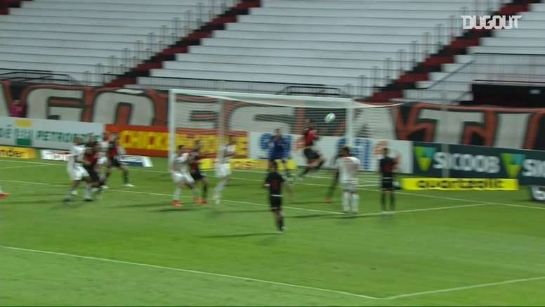 Internacional had a penalty saved in the goalless draw- DUGOUT