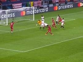 El Bayern ganó gracias al gol de Javi Martínez. DUGOUT